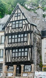 Duchess Anne House, a Great Thing to Visit in the Bay of Morlaix
