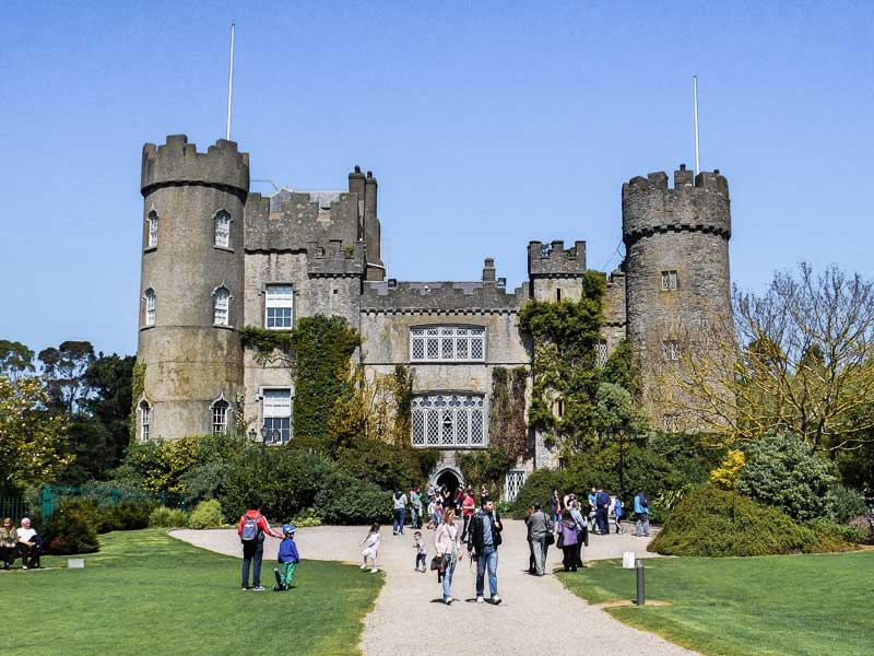 Malahide Castle, Co. Dublin