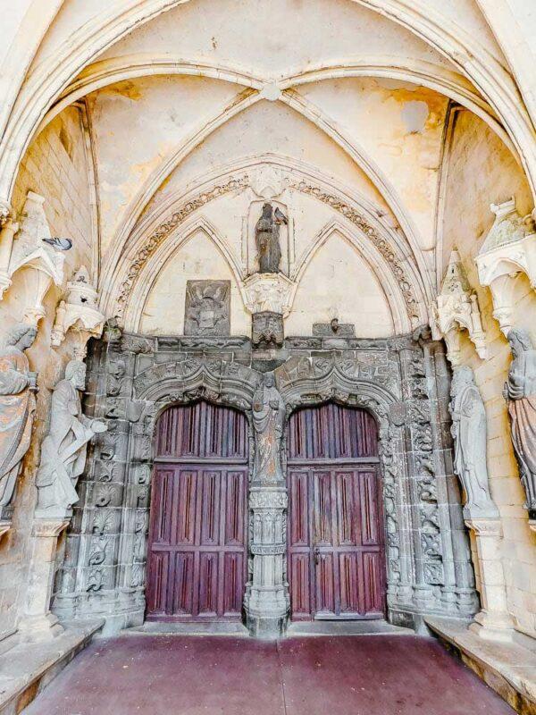 Saint-Pol-de-Leon Cathedral