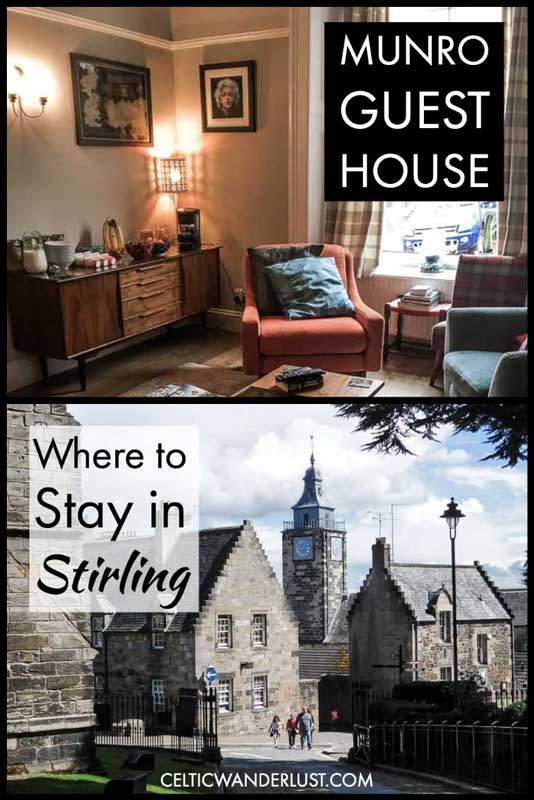Where to Stay in Stirling, Scotland