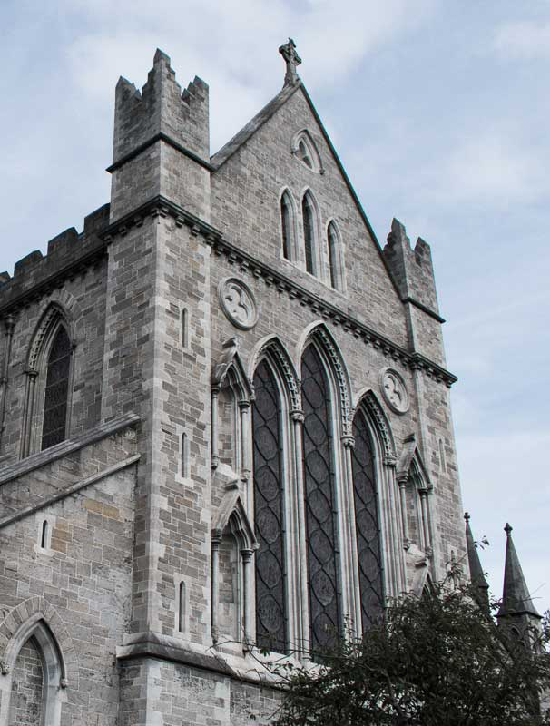 St Patrick Cathedral in Dublin
