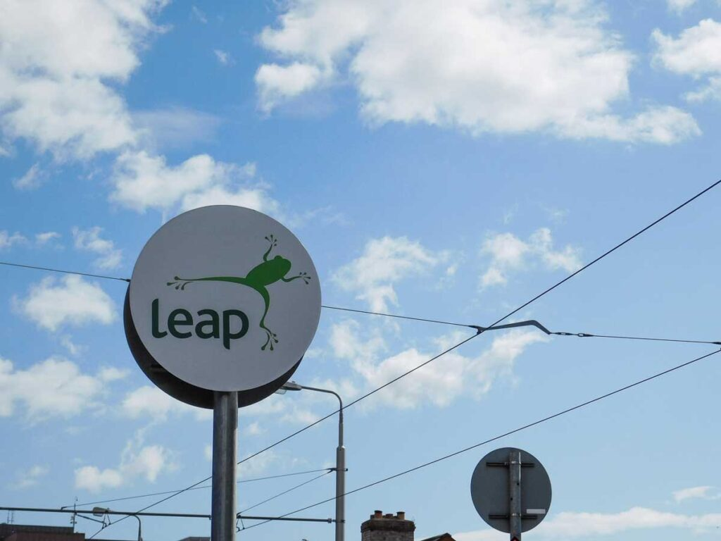 Getting Around Dublin by Public Transport with the Leap Card