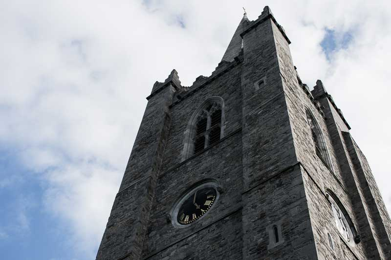 St Patrick's Cathedral, Saved by Guinness