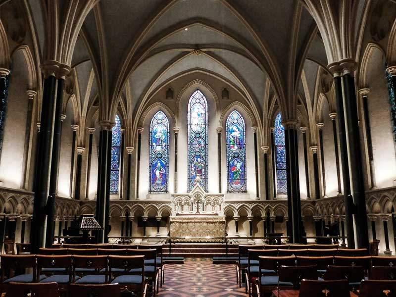 Lady Chapel, St Patrick's Cathedral
