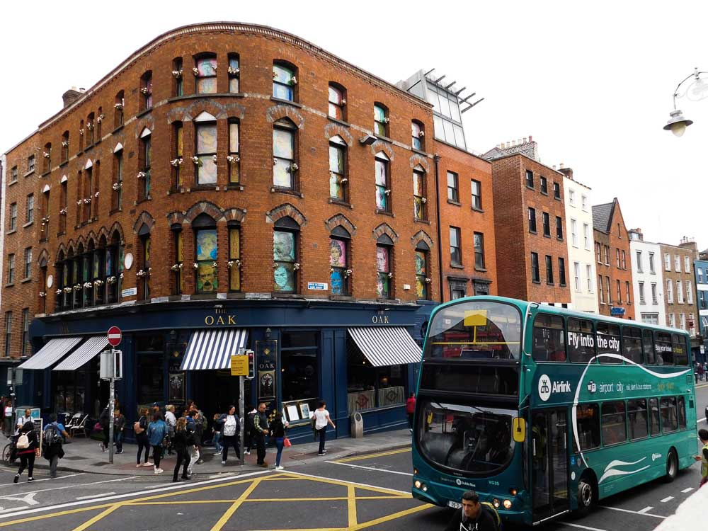 Airlink Express in Dublin, Ireland