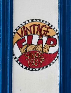 Flip, Vintage Clothing Store in Temple-Bar, Dublin