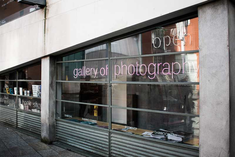 The Gallery of Photography in Temple Bar, Dublin