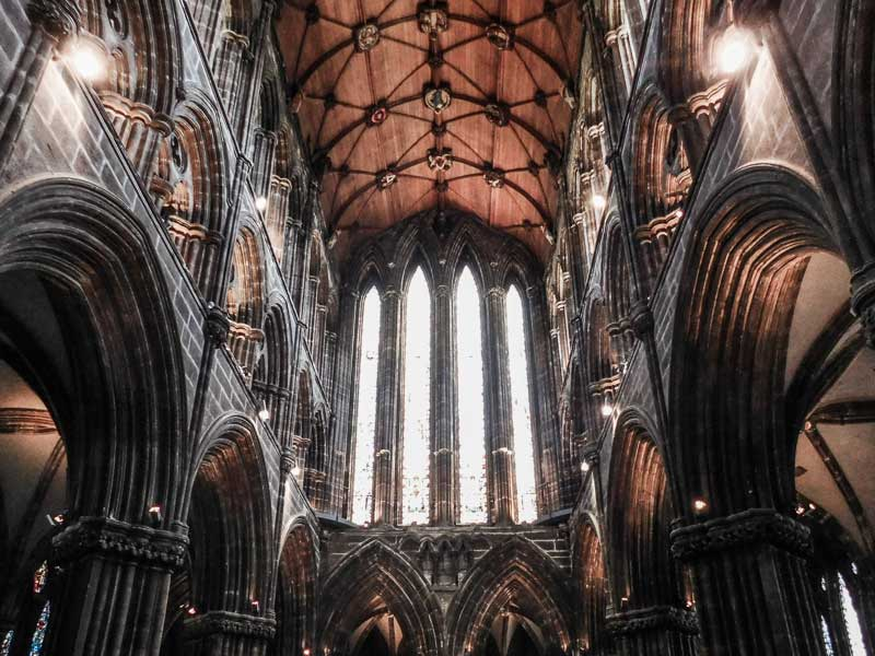 Glasgow Cathedral, UK