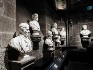 Hall of Heroes, National Wallace Monument
