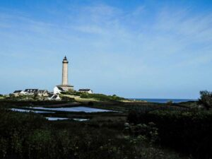 Ile de Batz Lighthouse, Brittany