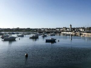Roscoff Old Harbour, Brittany