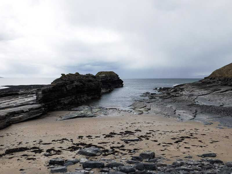 Sea  Stacks, Bundoran
