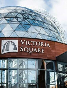 Victoria Square, Belfast, Northern Ireland