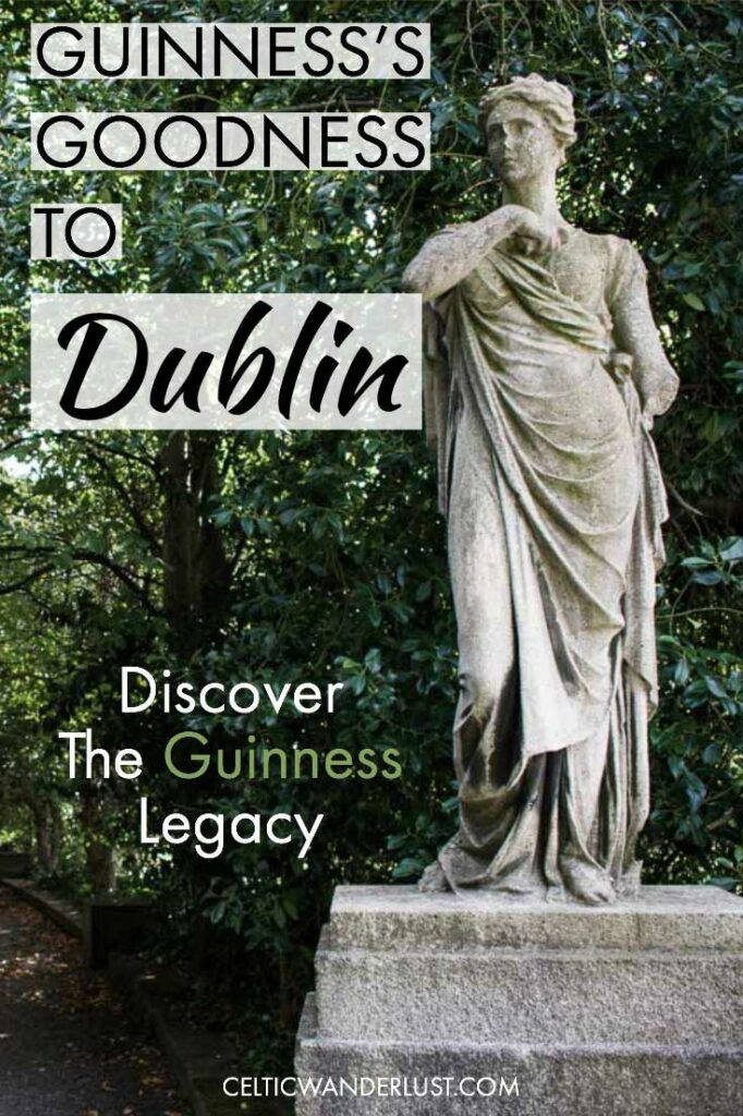 Discover The Guinness Legacy