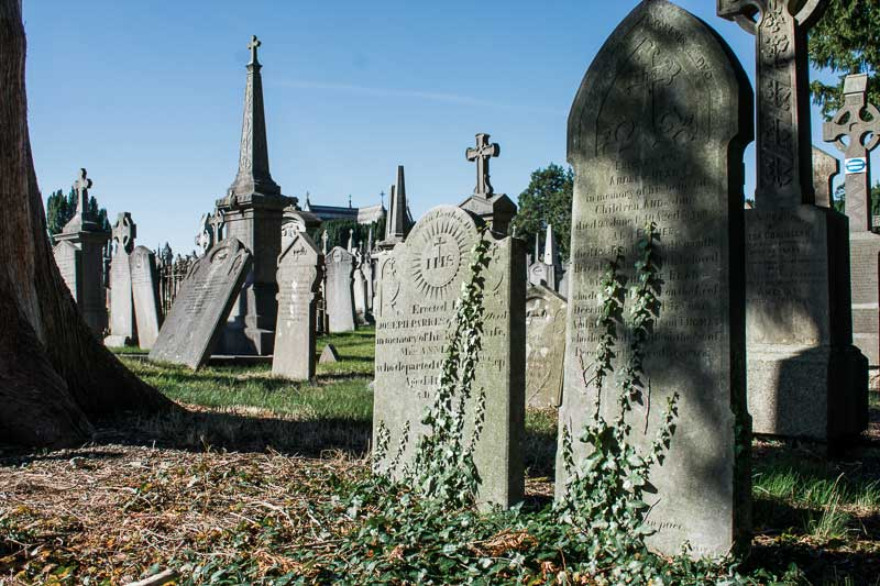 Glasnevin Cemetery, Among Top Things to Do in Dublin