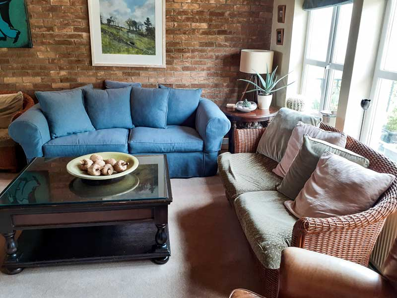 The Lounge Area, Beach Haven House