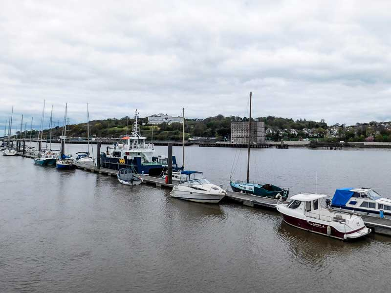 The Quays in Waterford