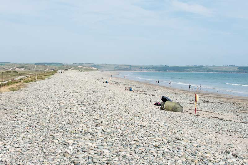 Tramore Beach, Waterford