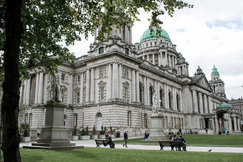 Belfast City Hall, UK