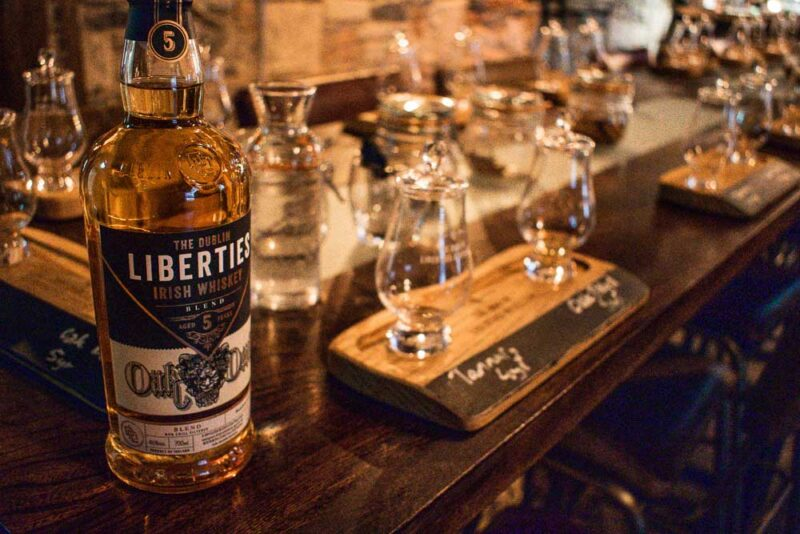 4 Working Distilleries in Dublin for Irish Whiskey Lovers