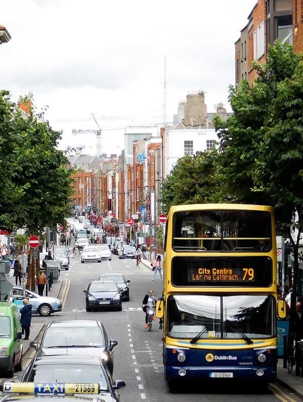 Transports Publics, Dublin