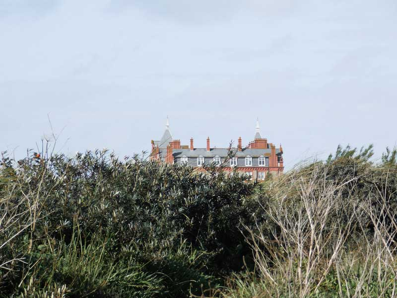 The Headland Hotel in Newquay