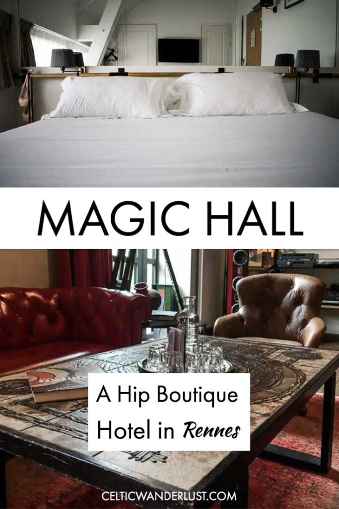 Magic Hall, Boutique Hotel in Rennes, France