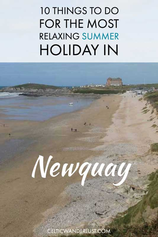 What to do in Newquay, Cornwall