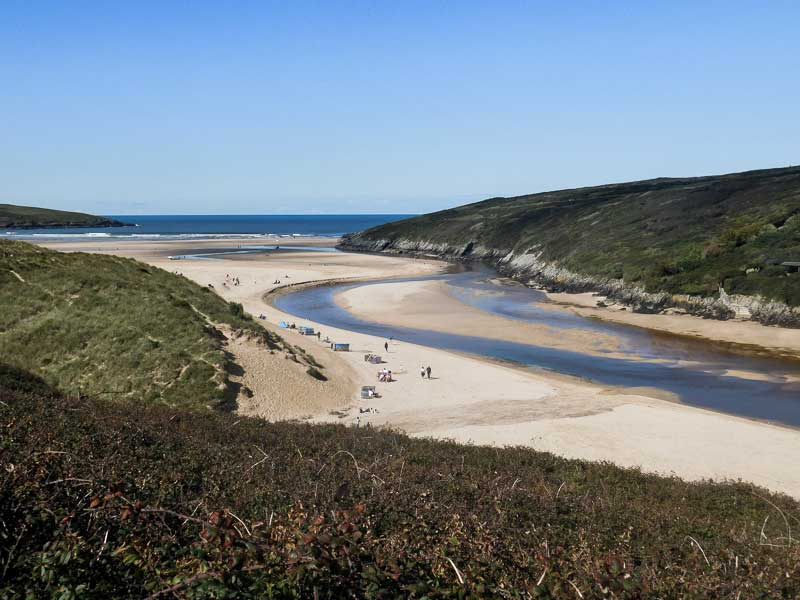 Discover the Gannel Estuary in Newquay
