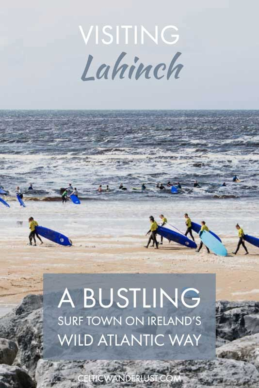Visiting Lahinch | A Bustling Surf Town on Ireland's Wild Atlantic Way