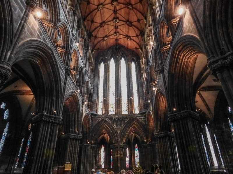 La cathédrale de Glasgow