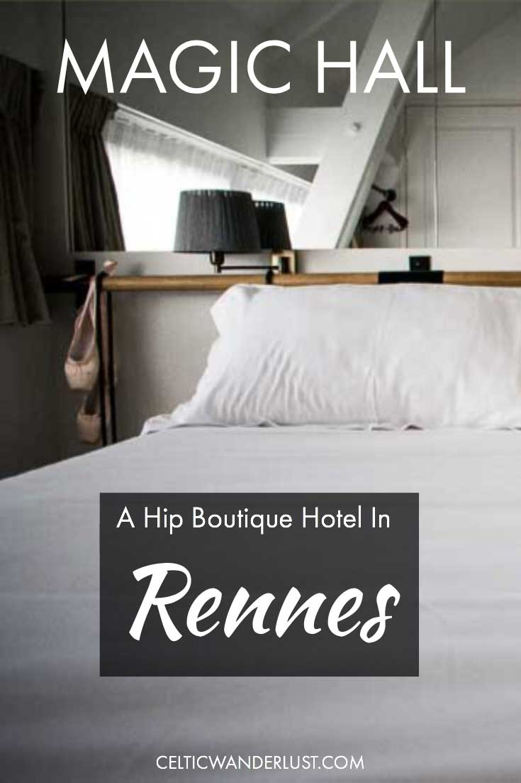 Magic Hall | A Hip Boutique Hotel in Rennes