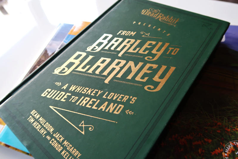 From Barley to Blarney, Ireland's best travel guidebooks for Whiskey Lovers