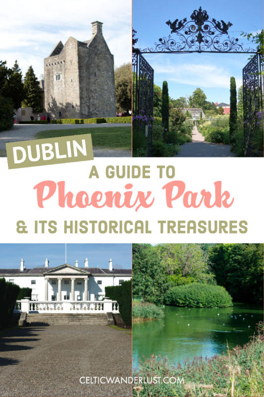 Phoenix Park, Dublin   A Guide to its Historical Treasures